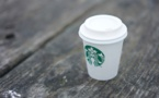 An Alternative 'Straw-less lid' At Starbucks