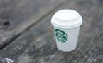 An Alternative 'Straw-less lid' At Starbucks