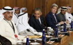The U.S Administration holds an arms fest at Camp David for the GCC