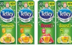 Four New Flavours Of Tetley To Provide Health Benefits With Taste Factors