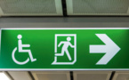 Disabled People Need Planned Emergency Exits