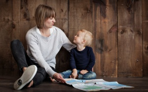 Raising 'A Cup Of Cold Tea To Working Mothers Everywhere'